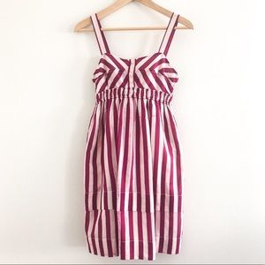 Marc by Marc Jacobs Striped Babydoll Summer Dress